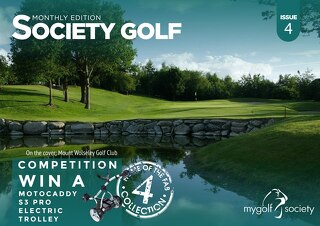 Society Golf Digital Magazine - Issue 4