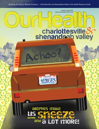 OurHealth Charlottesville & Shenandoah Valley March/April 2017