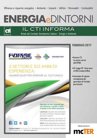Energia e Dintorni - Febbraio 2017