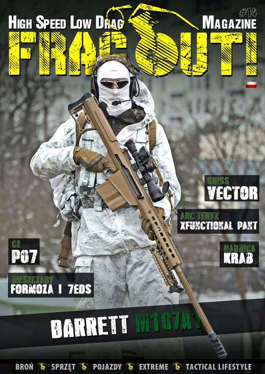 Frag Out! Magazine #14 PL