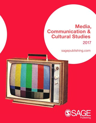 Media, Communication & Cultural Studies Catalogue 2017