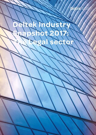 Deltek Industry Snapshot_Legal