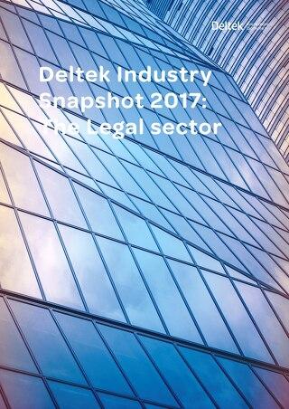 Deltek Industry Snapshot_Legal