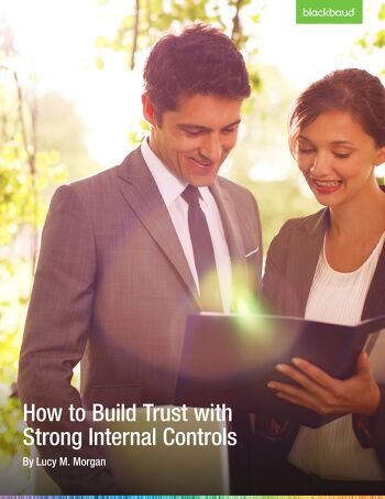 How to Build Trust with Strong Internal Controls