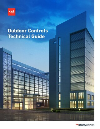 Outdoor Controls Technical Guide
