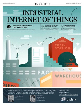 Industrial Internet of Things special report 2017