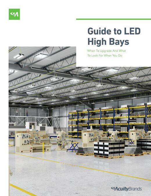 LED Industrial High Bay eBook