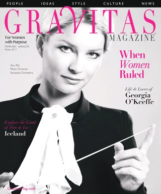 GRAVITAS Magazine Winter2017