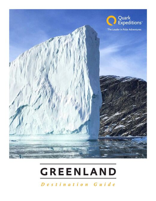 Greenland Destination Guide