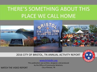 2016 Annual Activity Report