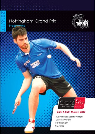 Nottingham Grand Prix 2017