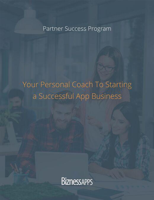 Your Personal Coach - Partner Success Program