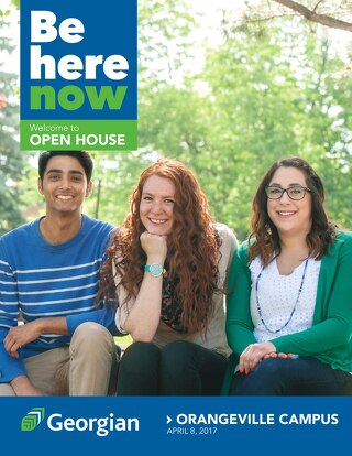 2017 Spring Open House - Orangeville booklet