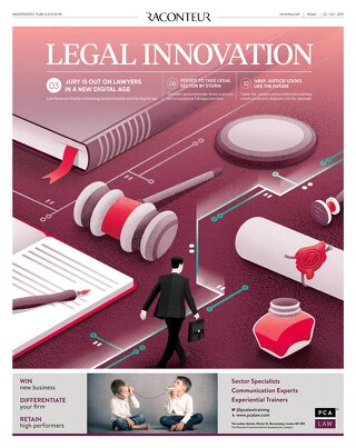 Legal Innovation special report 2017
