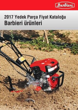 2017 Yedek Parca Katalogu - Barbieri Urunleri