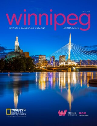 Winnipeg Meetings Magazine 2017
