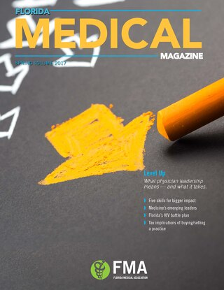 Florida Medical Magazine Spring 2017