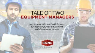 Tale of 2 Equipment Managers