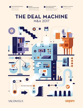 The Deal Machine M&A 2017