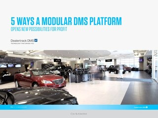 5 Ways a Modular DMS Platform Opens New Possibilities for Profit