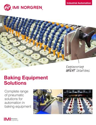 Baking Equipment Solutions
