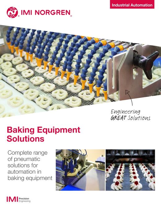 Baking Equipment Solutions