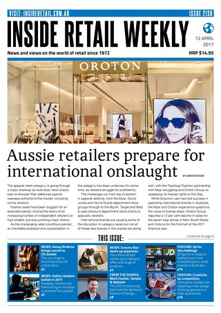 2136 Inside Retail Weekly