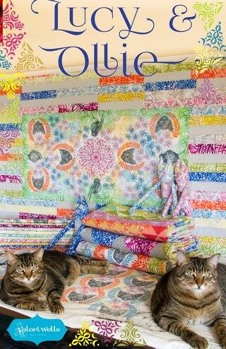Lucy & Ollie Lookbook by Valori Wells Designs