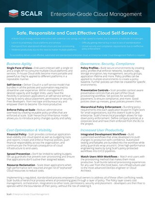 Scalr Overview