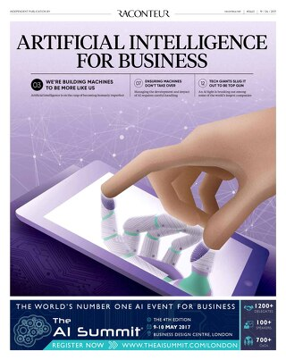 AI for business special report 2017