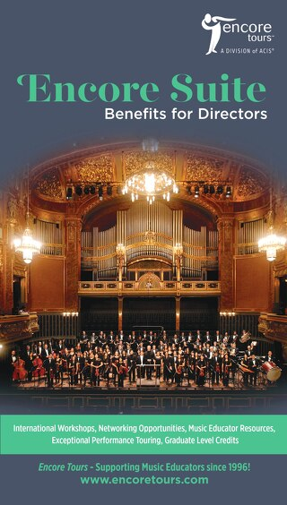 Encore Suite Benefits for Directors