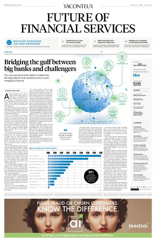 Future of Financial Services special report 2017