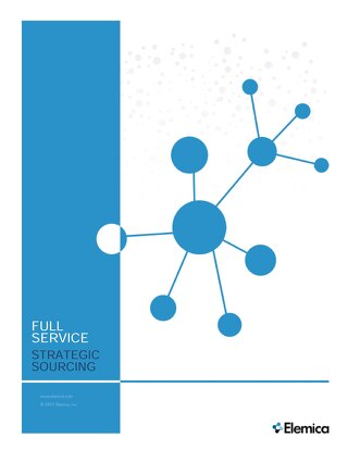 Elemica Full Service Strategic Sourcing 2017
