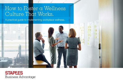 E-Book: How to Foster a Wellness Culture That Works