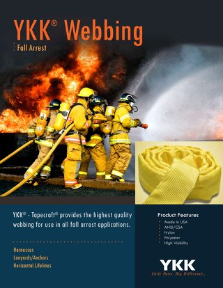 TapeCraft® Brand Safety industry webbing Catalog
