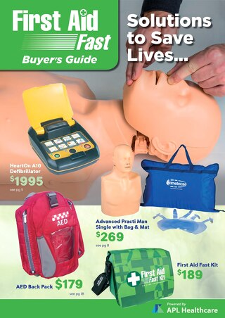 First Aid Fast Buyers Guide