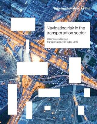 WTW Transportation risk index