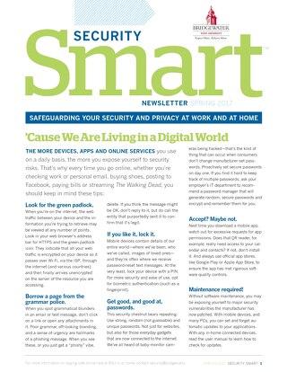 Security_Smart_Spring2017_Bridgewater