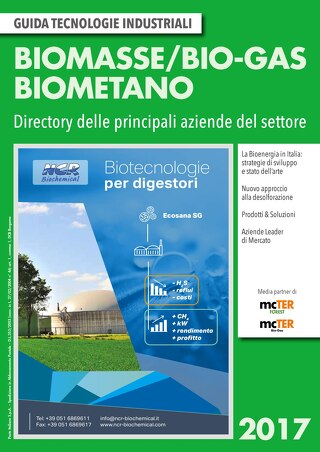 Guida Biomasse - Bio-gas - Biometano 2017