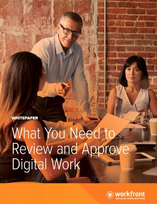 What You Need to Review and Approve Digital Work