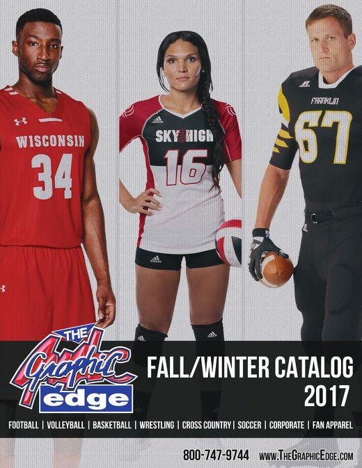 2017 TGE Fall-Winter Catalog