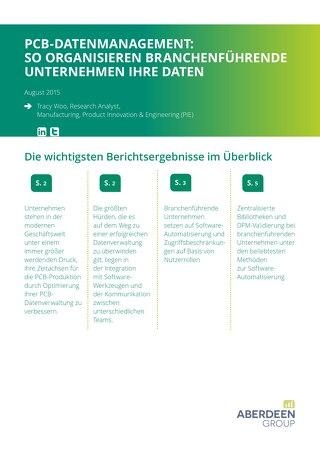 PCB-DATENMANAGEMENT: SO ORGANISIEREN BRANCHENFÜHRENDE UNTERNEHMEN IHRE DATEN