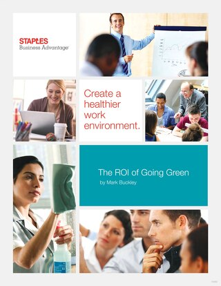 Whitepaper: The ROI of Going Green