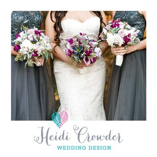 HEIDI CROWDER WEDDING DESIGN
