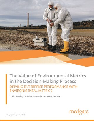 The Value of Environmental Metrics in the Decision-Making Process