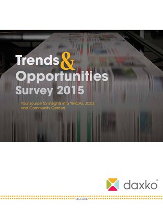 Daxko Trends & Opportunities 2015