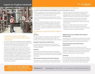 Industrial Hygiene One Page FRA