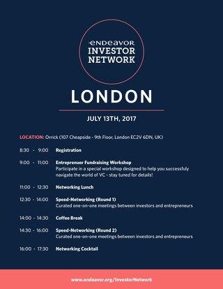 2017 EIN UK Entrepreneur Agenda