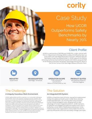 UCOR Case Study