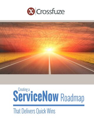 Creating a ServiceNow Roadmap